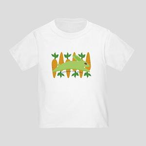 Gwennie The Bun Carrots Toddler T-Shirt