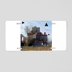 Downtown Asbury Park NJ Aluminum License Plate