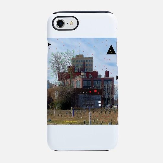 Downtown Asbury Park NJ iPhone 7 Tough Case