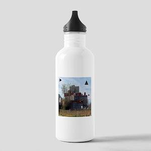Downtown Asbury Park NJ Water Bottle