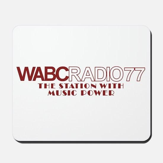WABC New York (1967) - Mousepad
