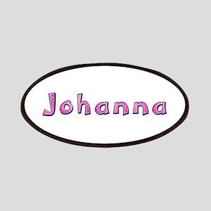 Johanna Pink Giraffe Patch
