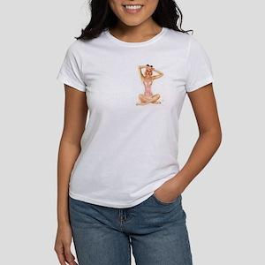 The PinUp Girl. Women's T-Shirt