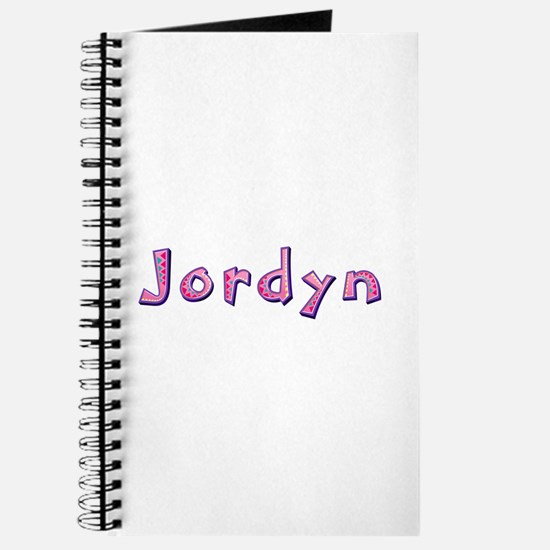 Jordyn Pink Giraffe Journal
