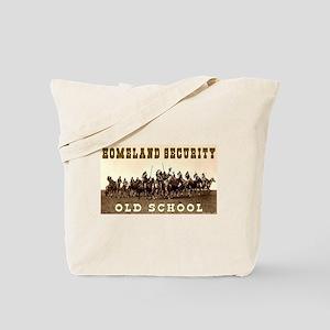 HOMELAND SECURITY - OLD SCHOOL Tote Bag