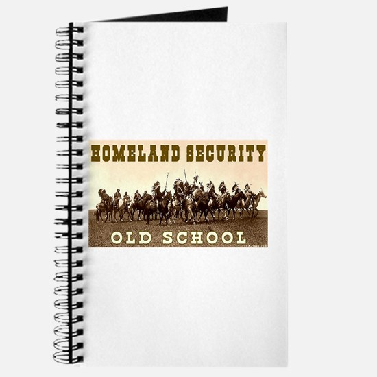 HOMELAND SECURITY - OLD SCHOOL Journal