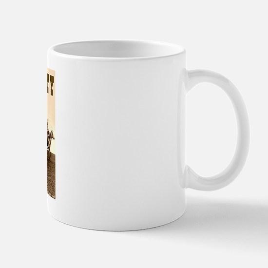 HOMELAND SECURITY - OLD SCHOOL Mug
