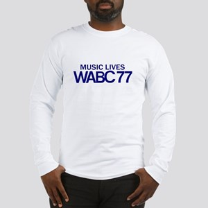 WABC New York (1970) - Long Sleeve T-Shirt