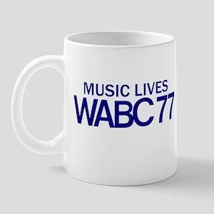 WABC New York (1970) - Mug