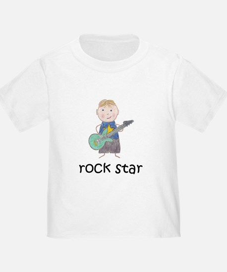 Boy Rock Star T