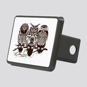 Three Owls Hitch Cover