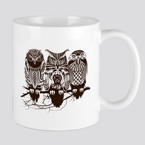 Three Owls Mugs