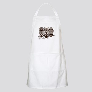 Three Owls Apron