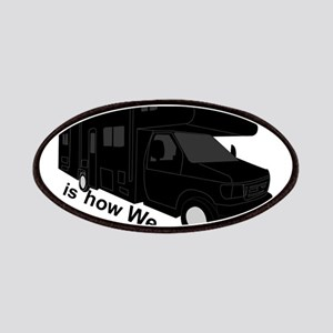 I Love RVing Patches