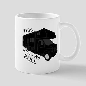 I Love RVing Mug