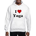 I Heart Yoga Hoodie