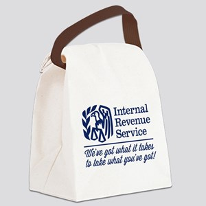 The IRS Canvas Lunch Bag