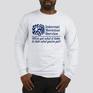 The IRS Long Sleeve T-Shirt