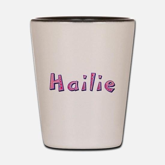 Hailie Pink Giraffe Shot Glass