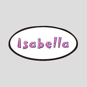 Isabella Pink Giraffe Patch