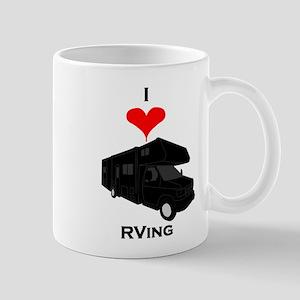 I Love RVing Mugs