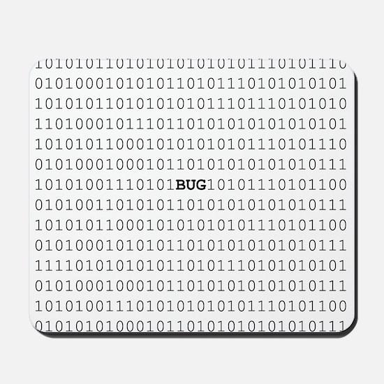 Bug In Code Mousepad