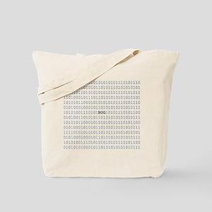 Bug In Code Tote Bag
