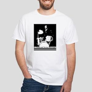 Art Blakey and The Jazz Messengers White T-Shirt