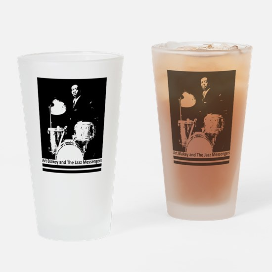 Art Blakey and The Jazz Messengers Drinking Glass