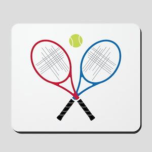 Tennis Rackets Mousepad