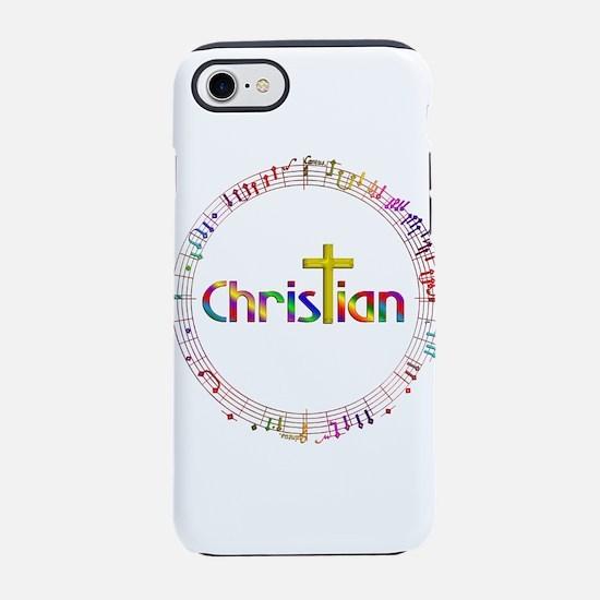 Christian Music iPhone 7 Tough Case