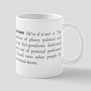 Liberalism Defined Mugs