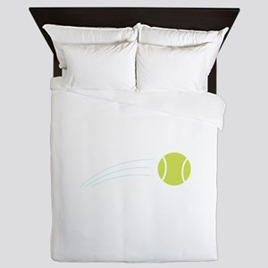 Tennis Ball Queen Duvet