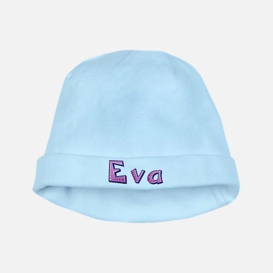 Eva Pink Giraffe baby hat