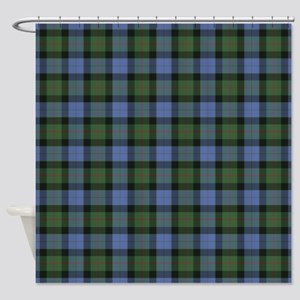 Tartan - Gunn Shower Curtain