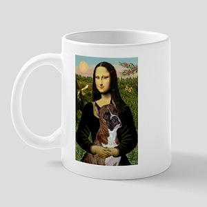 Mona & Boxer Mug