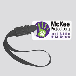 Mckee Project Small Luggage Tag