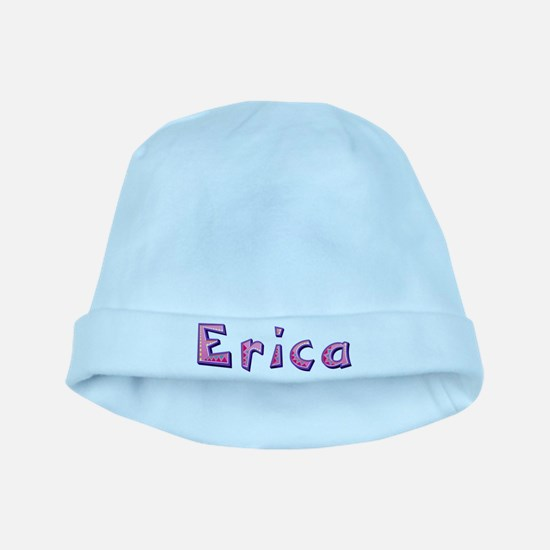 Erica Pink Giraffe baby hat