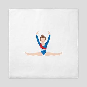 Gymnastics Queen Duvet