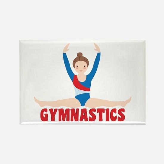 GYMNASTICS Magnets