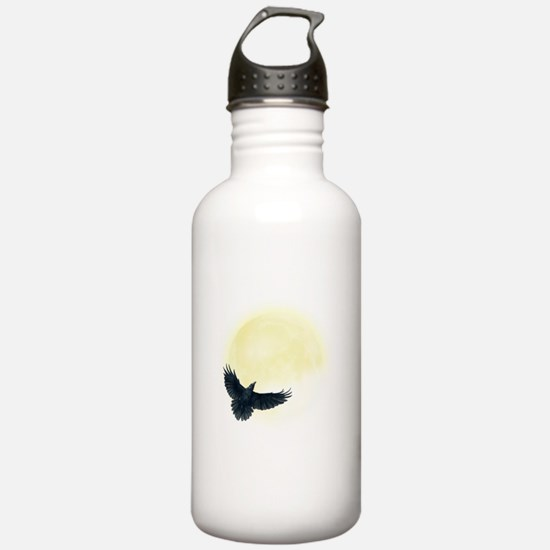 Raven Moon Water Bottle
