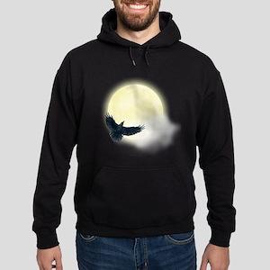 Raven Moon Hoodie