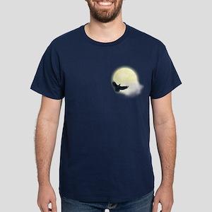 Raven Moon Dark T-Shirt