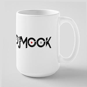 DJ Mook Logo Mugs