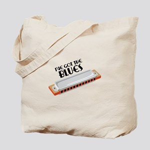 Ive Got The Blues Tote Bag