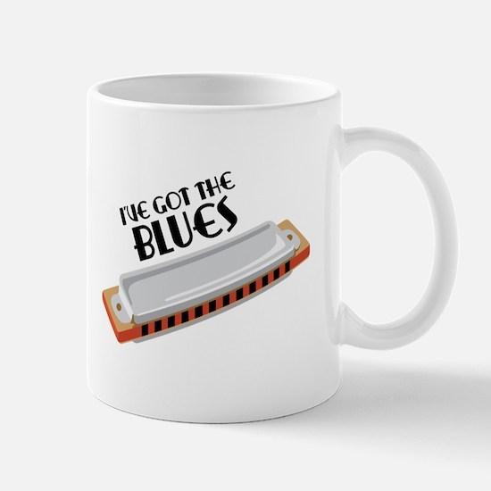 Ive Got The Blues Mugs