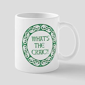 Whats the Craic?! Mugs