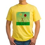scout weather Yellow T-Shirt