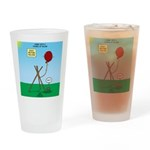 scout weather Drinking Glass