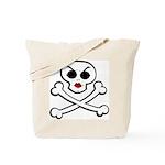 Sister Skull Tote Bag
